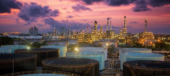 Global oil market 2020 white paper header image