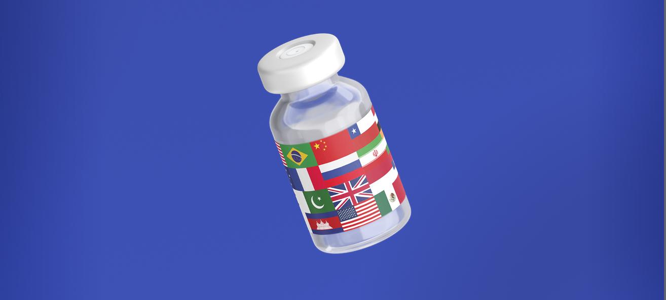 Q2 Forecast Vaccine Diplomacy