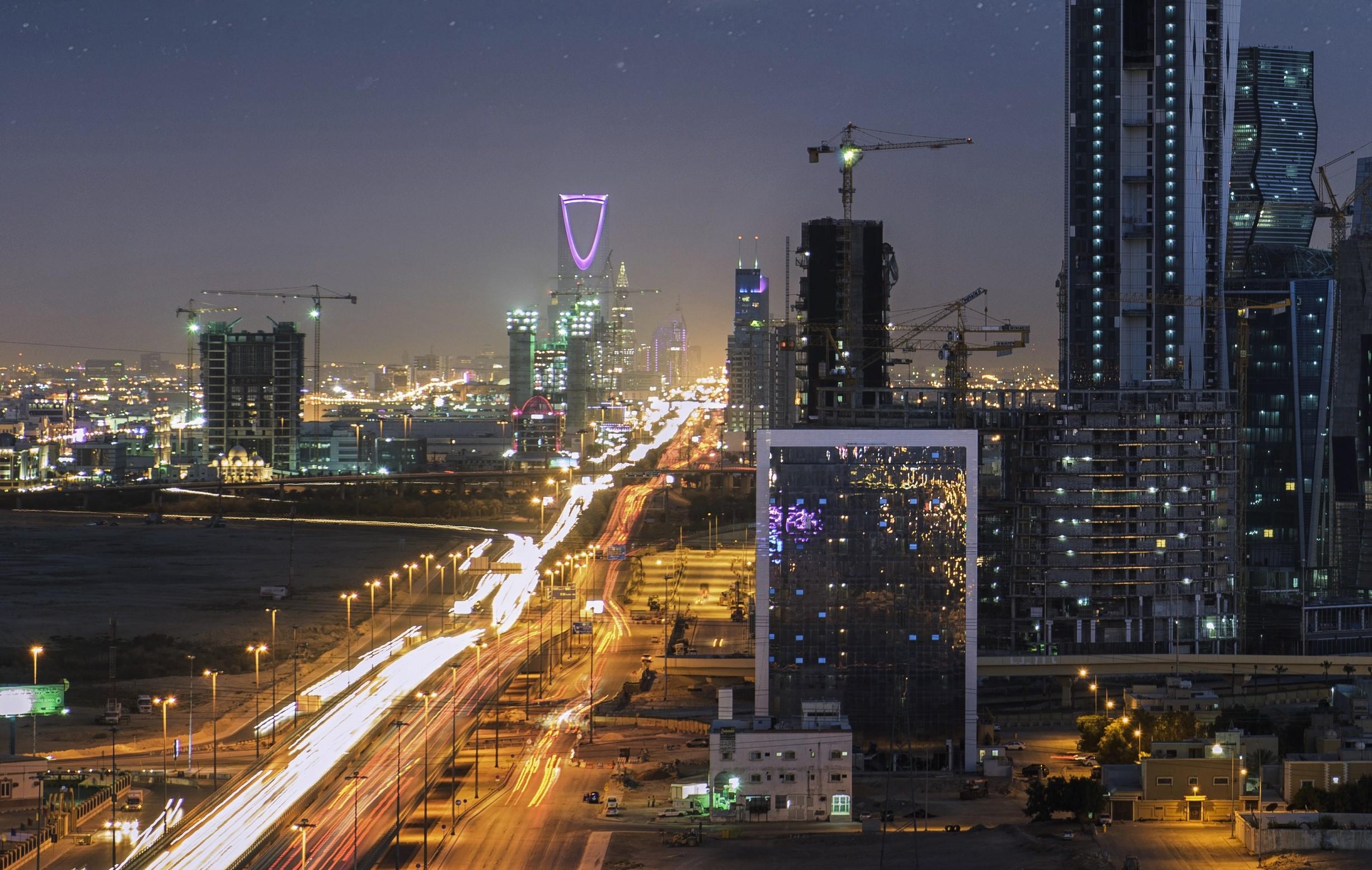 Saudi Arabia strives to be top regional business hub