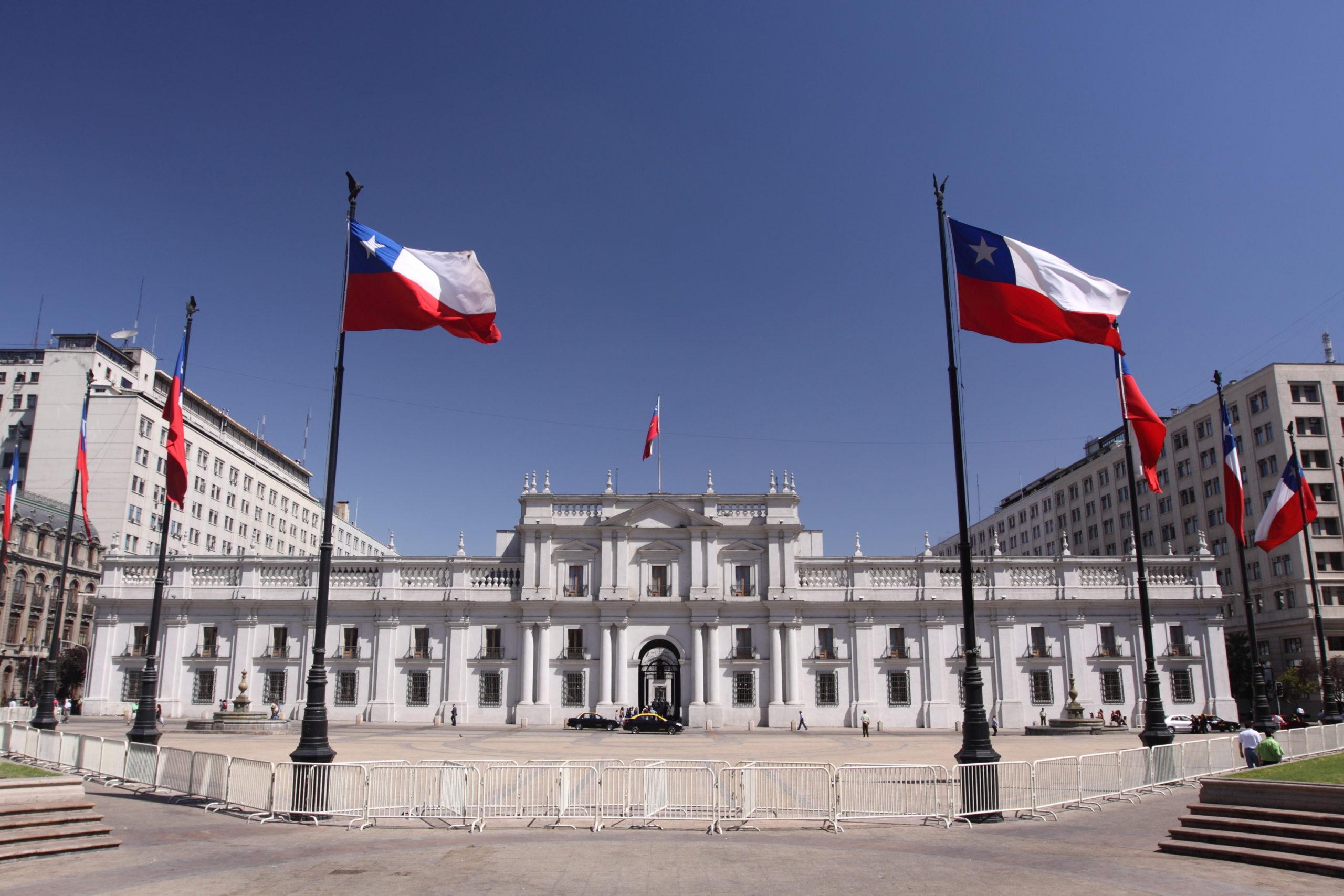 Cline La Moneda Palace